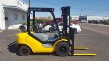2007 Komatsu 500PG-16 Forklift