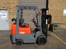 2010 TCM FCG15-4HL Forklift