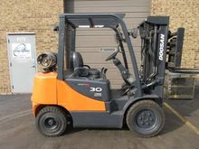 2007 Doosan G30P-5 Forklift