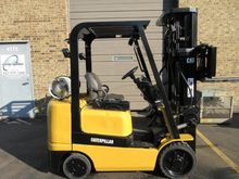 2002 Cat GC25K Forklift
