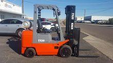 1997 TCM FCG25T7T Forklift