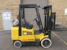 2003 Hyster S50XM Forklift