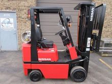 1996 Nissan KCPH01A15PV Forklif