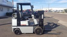 1995 Nissan KCPH02A20PV Forklif