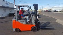 2011 Toyota 8FGCU18 Forklift