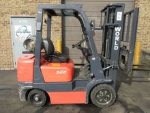 2015 World Lift FG25C Forklift