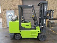 1996 Clark GCX50 Forklift