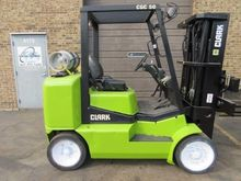 1998 Clark CGC50 Forklift
