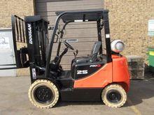 2012 Doosan G25P-5 Forklift