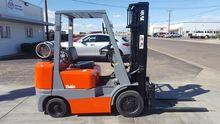 2002 Tailift FG25C Forklift