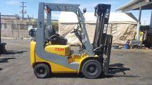 2005 TCM FHG15T2L Forklift