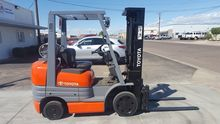 1998 Toyota 42-6FGCU25 Forklift