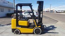 2002 Cat GC25K Forklift
