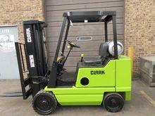 1985 Clark GCS25MB Forklift