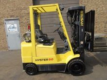2002 Hyster S50XM Forklift