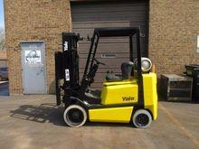 2004 Yale GLC050RG Forklift
