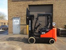 Doosan GC25P-5 Forklift