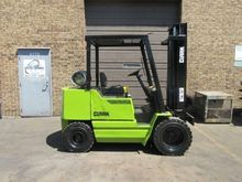 1992 Clark GPX30 Forklift
