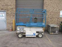 1988 Marklift J19EP Forklift