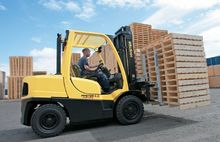 2009 HYSTER H 5.5 FT