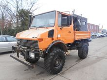 1985 Mercedes UNIMOG 1000