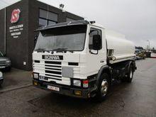 Used 1987 Scania 82