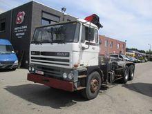 Used 1990 Daf 3200 i
