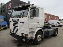 Used 1989 Scania 143