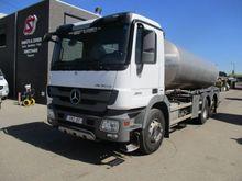 2013 Mercedes ACTROS 2541