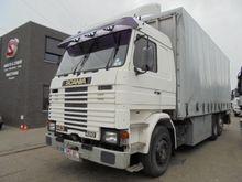 1993 Scania 143