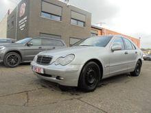 2002 Mercedes C 200