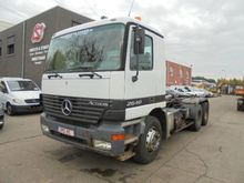 2001 Mercedes ACTROS 2640