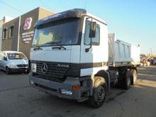 2000 Mercedes ACTROS 2640