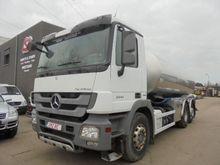 2012 Mercedes ACTROS 2541