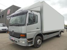 1999 Mercedes ATEGO 1223