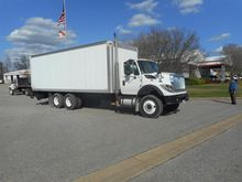 2009 INTERNATIONAL 7600 SBA