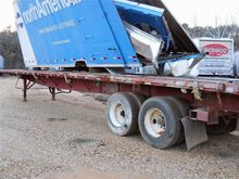 1990 ALABAMA Flatbed Trailers