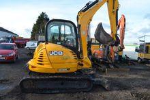 2013 JCB 8065 Track excavators
