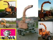 Used Pto Wood Chipper For Sale Frontier Equipment Amp More