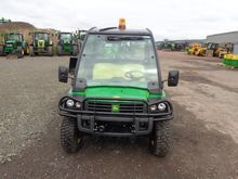 2014 John Deere XUV 855D GREEN