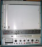 PAR 410 CV plotter with XY char