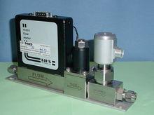 MKS 2258 flow meter with valve,