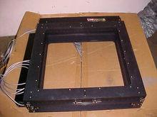 DCI HMP1819, open frame table X