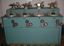 Strasbaugh 6UR-4, 4 spindle, 12