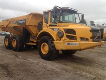 Used 2013 Volvo A30F