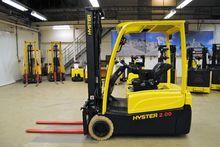 2012 Hyster J2,0XNT LWB