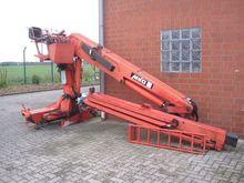 1999 Baustoff-Kran MKG-HLK 160a