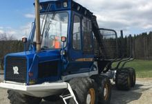 1998 Rottne Solid F9 forwarder
