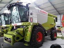 2014 hydrostatic Lexion 670, 30