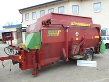 2008 Multi Mix 900 F forage equ